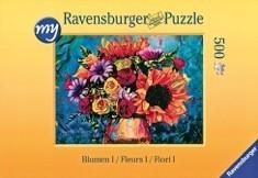 Puzzle «Blumen I»
