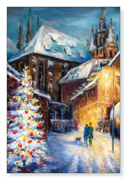 Winter aus dem Bilderbuch