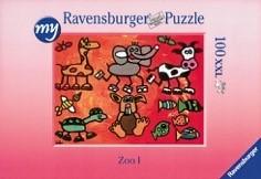 Puzzle «Zoo I»