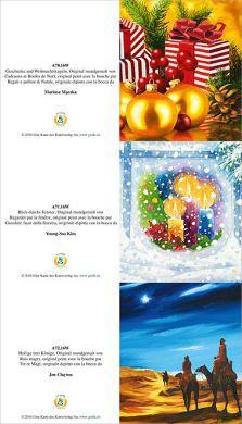 "Anhängerkarten ""Weihnachten"""