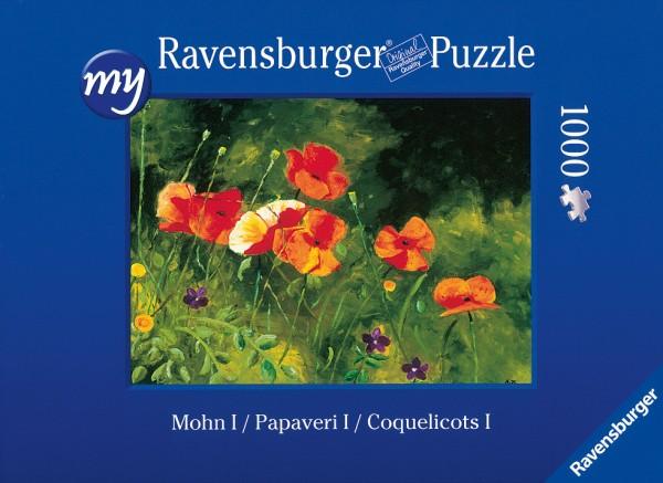 """Puzzle """"Coquelicots I"""""""