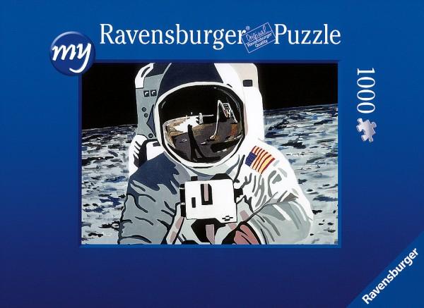 """Puzzle """"Astronaute"""""""