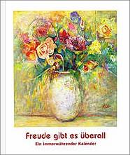 "Kalenderjahrbuch ""Freude gibt es überall"""